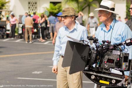 Woody Allen dreht jetzt digital - die Welt ändert sich. Foto: Sony
