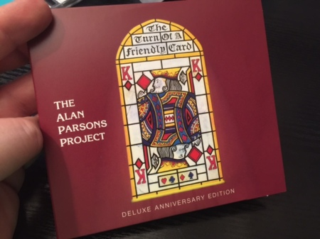 Die neue (alte) Alan Parsons Project: The Turn of a Friendly Card als Deluxe Version.