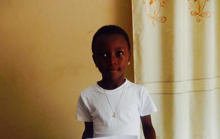 Patenkind Akouvi Grace