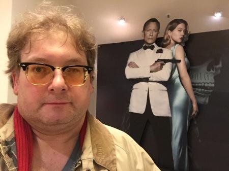 Endlich habe ich den neuen Bond SPECTRE gesehen.
