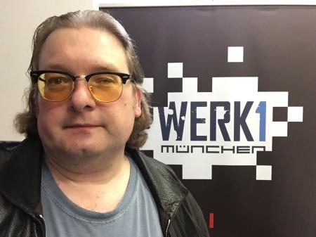 Im Werk 1 trifft sich die Gaming-Szene in München.