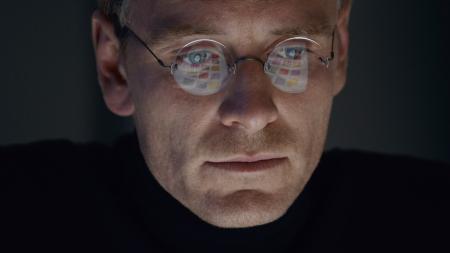Toller Film, aber nur für Fans: Steve Jobs von 2015.