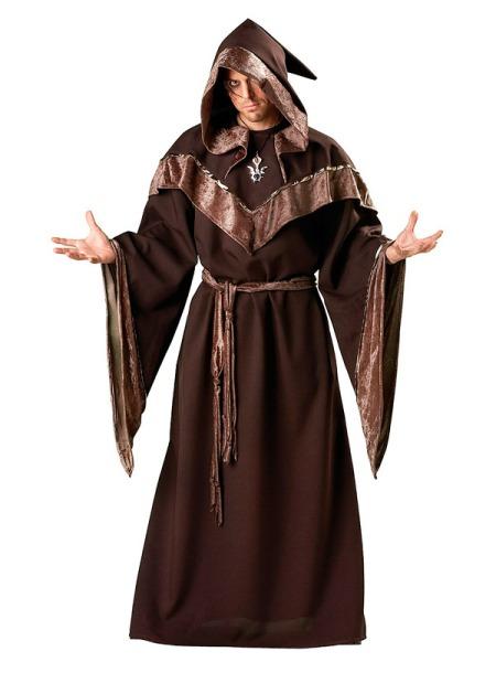 Ein Mönch und Karneval - geht das? www.maskworld.com
