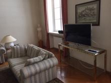 Das Zimmer des Ministerpräsidenten.