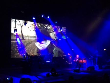 Steve Wilson live in München im Gasteig.