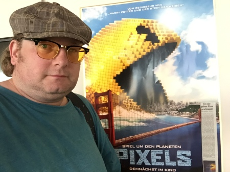 Im Kino war ich damals enttäuscht.