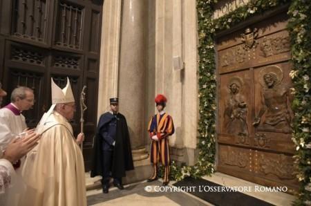 Der Papst wird in 4K aufgenommen. Foto: L'Osservatore Romano