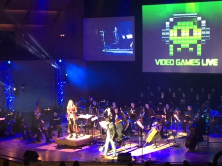 Videogames Live im Münchner Gasteig.