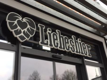 Liebesbier heißt die neue Event-Gastronomie in Bayreuth.