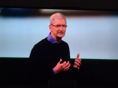 Klares Statement von Tim Cook von Apple zur Sammelwut von Daten durch die US-Regierung.