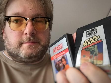 Ich bin ein Retrogamer - das ist eine meiner Leidenschaften.