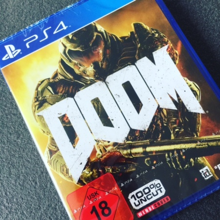 Eigentlich wollte ich mir Doom nicht kaufen, eigentlich ...