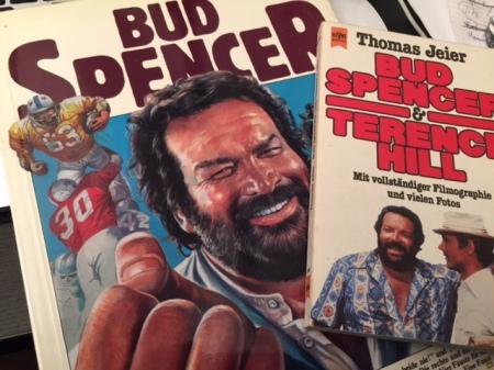 Mein erster Cinema Sonderband widmete sich Bud Spencer.