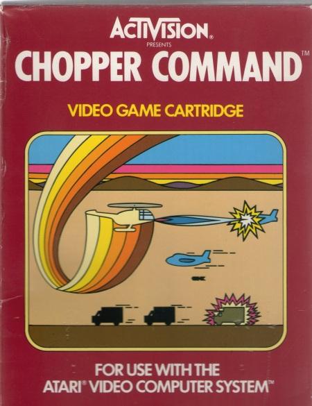 Chopper Command durfte nur von einem Erwachsenen gekauft werden.