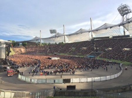 the Boss in München