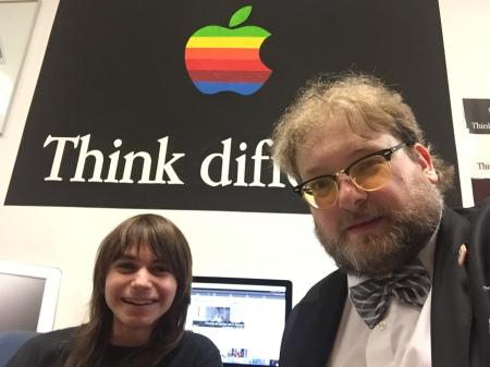 Think different: Bastian Aigner fliegt auf die WWDC, spricht vorher aber mit Matthias J. Lange von redaktion42.