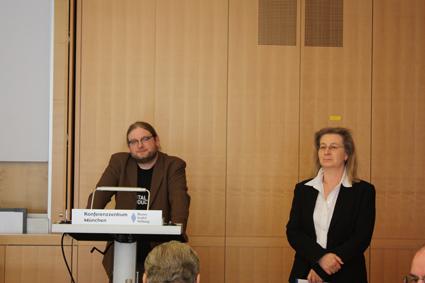 Als ich Chefredakteur der DP war, diskutierte ich viel mit Gabriele Goderbauer-Marchner.