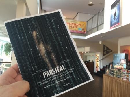 Danke liebes Scala in FFB für die Übertragung des Parsifal.