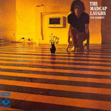 Syd Barrett erstes Solo-Album: The Madcap Laughs