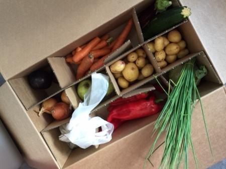 Unsere Gemüseretter Box von Etepetete