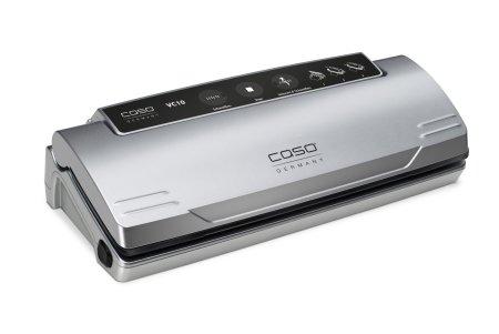 Neuer Küchenhelfer bei uns: Vakuumierer CASO VC 10