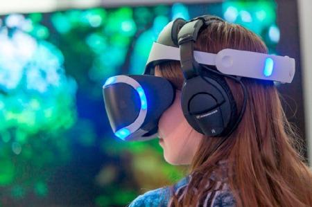 VR wird durch Games erst möglich. Foto: Kölnmesse