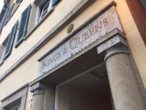 Das Kings & Queens in Schweinfurt.