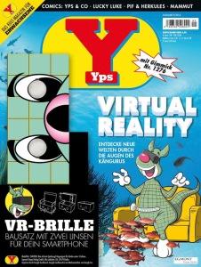 VR-Brille als Gimmick 1276 von Yps