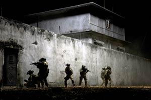 Zero Dark Thirty zeigt die Jagd auf Bin Laden, der für den 11. September verantwortlich ist.