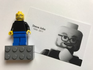 Steve Jobs ist seit 5 Jahren tot.