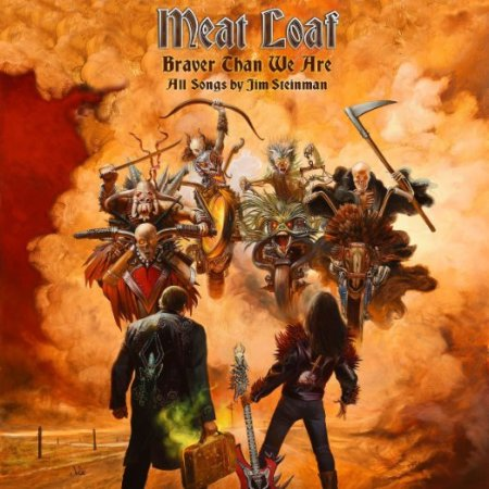 Einfach grausam das neue Album von Meat Loaf.