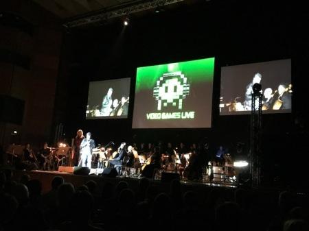 Video Games Live gastierte dieses Mal in Nürnberg