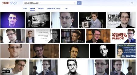 Edward Snowden wird heute um 22.30 Uhr über StartPage die US-Wahl kommentieren.