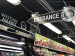 Eingang zum Lebensmittelparadies