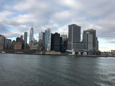 Die Skyline von Manhattan hat sich durch den 11. September verändert.