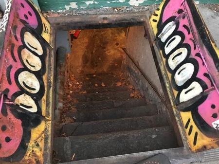 Kunst oder nicht? Streetart überall in New York.