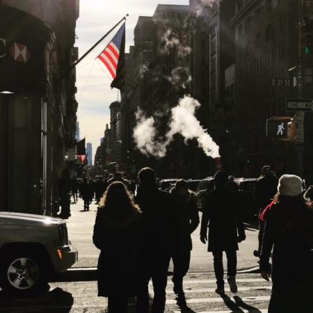 Für mich gehört Shopping in New York einfach dazu. Große Teile meiner Familie waren der gleichen Meinung.