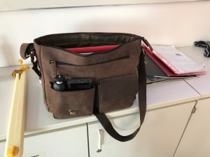 Meine neue Tasche für den Alltag.