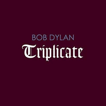 Das erste Dreifach-Album von Bob Dylan mit Namen Triplicate.