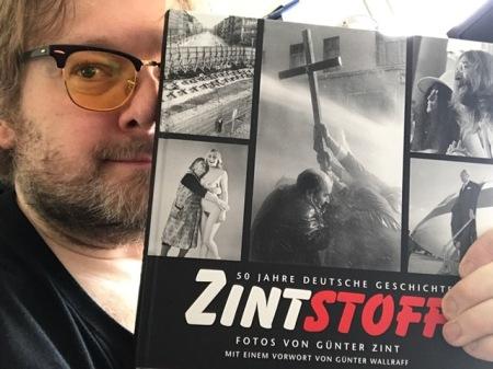 Wunderbares Fotobuch über die deutsche Geschichte: Zintstoff