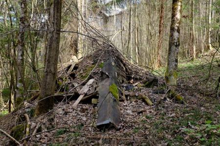 K1 entdeckte diesen Lost Place in Bad Hindelang.