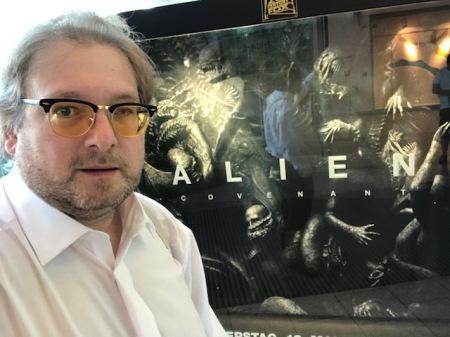 Mir hat Alien Convenant sehr viel Spaß gemacht.