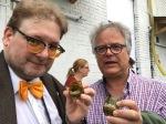 Dr. Michael Homberg traf ich in Berlin.