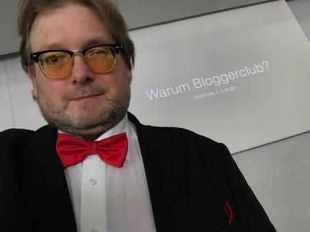 Bloggerkodex als gemeinsame Grundlage.
