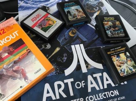 Das Buch und die Spiele - es hatte wunderbar werden können. Wurde es aber nicht: Art of Atari