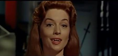 Barbara Shelley ist das erste Opfer.