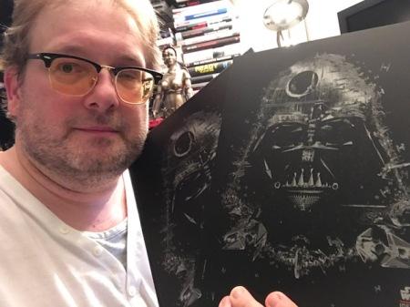 Nach einem Jahr endlich ausgepackt: Katalog zu Star Wars Identities