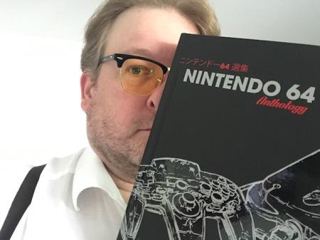 Schönes Buch für Retro-Fans: Nintendo 64 Anthology Classic Edition von Math Manent