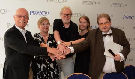 Der PresseClub ist neu eröffnet - und damit der Bloggerclub auch. Foto: Schwepfinger