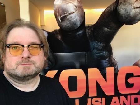 Ich verpasste den Kong Skull Island im Kino